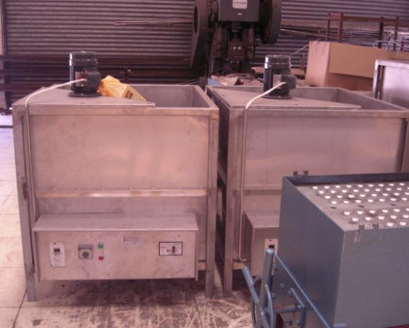 单层带搅伴全自动温控不锈钢快速熔蜡缸