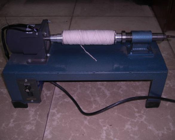 蜡烛机专用电动绕线机